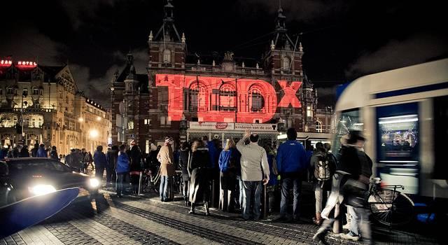 TEDxAmsterdamWomen en profileren Sandra Kok