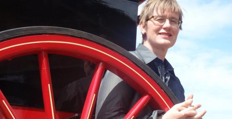 Marijke Timmerman Still growing stronger with de Mailcoach
