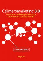 Calmeromarketing 3.= Karen Romme ondernemersboeken marketing