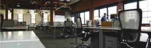 Header kantoorruimte