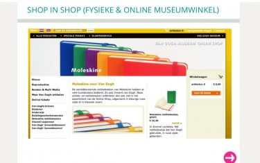 I'm a VIP at museumwebshops.nl Ellen Groenveld