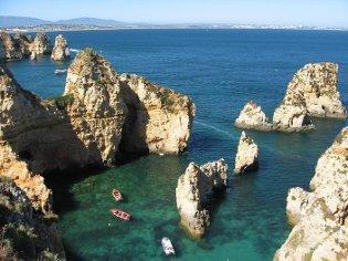 Ponte da Piedade Portugal Panorama Seabookings