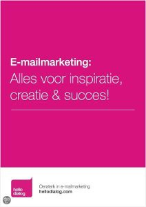 Marketing en makretingboeke, emailmarketing charlotte scheibling