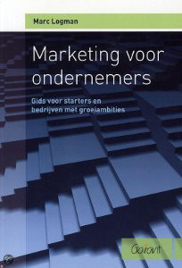 Marketingboeken Marketing voor ondernemers Mark Logman