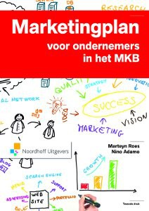 Marketing en makretingboeken, marketingplan voor ondernemers in het MKB