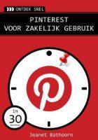 Pinterest voor zakelijk gebruik socail media boeken