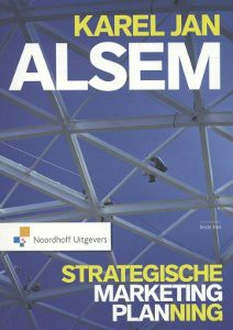 Strategische Marketingplanning KArl Jan ALsem, Marketing, Marketing boeken