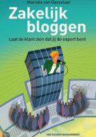zakelijk bloggen, boeken online ondernemen, bloggen