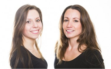 Lisanne van Zwol en Chantal Engelen Kromkommer Foto van Karen Steenwinkel