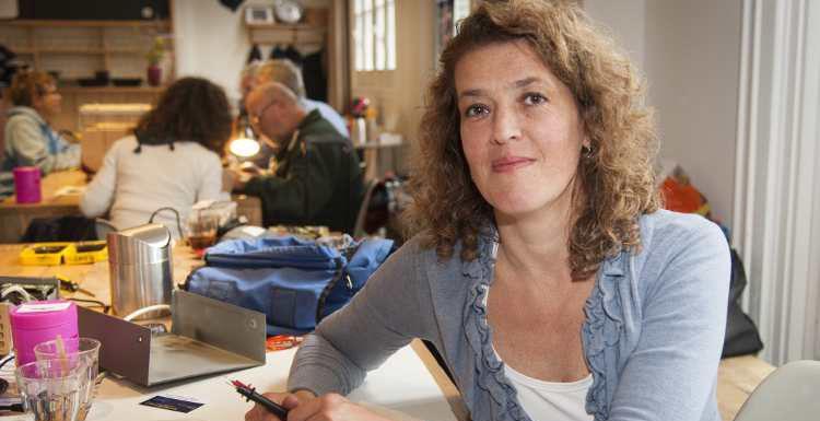 In gesprek met Martine Postma van Repair Café