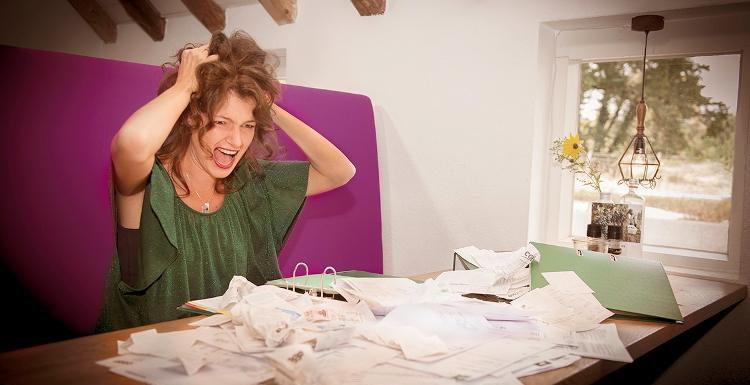 Financieel business coach Iris van der Heijden van Powerbusiness helpt je met je administratie en je belastingzaken