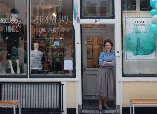 In gesprek met Kathelijne Koster van spruyt &Ko, Utrecht, dameskledingzaak, kleding en stijladvies