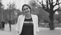 In gesprek met Maxime Santen van Finn Amsterdam, vrouwelijke ondernemer, ondernemerschap, kledingmerk, biologische katoen.