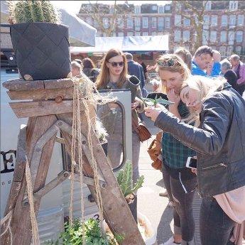 In gesprek met Ellen van der Most van Knap Goed, woon- en interieuraccessoires, vintage, Sunday Market