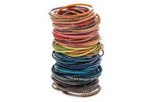In gesprek met Suzanne Mertens van Van Verre Flipfloparmbandjes alle kleuren