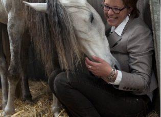 Ik doe het! Renate Rijnaarts van Beleef-Inzicht met paarden paardencoach