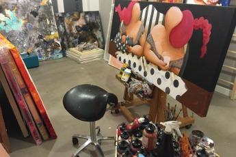 In gesprek met Susan Ruiter beeldend kunstenaar volg je passie