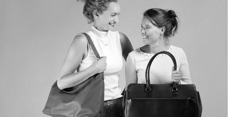In gesprek met Anna de Wilde en Hannah Hebly van Annahanna Work Bags, samen starten, parttime ondernemers