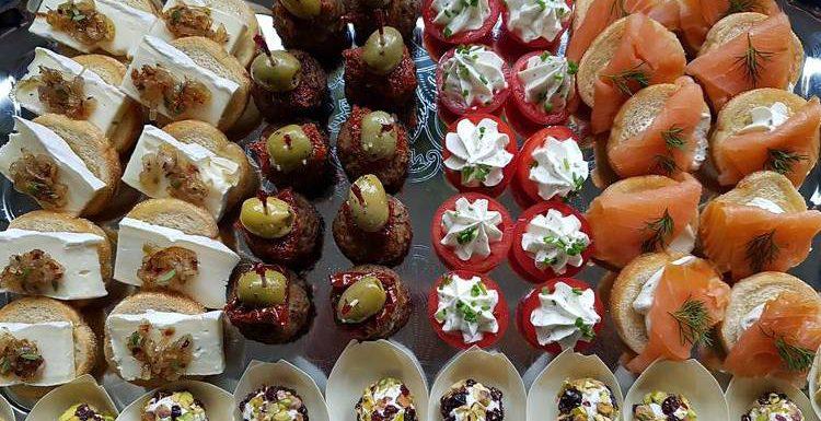 WoW1 header Here I come with Party Fours Annemiek Tijhof hapjesschaal, feest, catering, hapjes en gebakjes