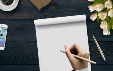 Schrijven of typen, de voordleen van pen en papier, notitieblokken, drukland.nl