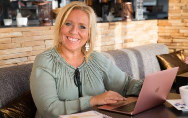 In gesprek emt Jolanda Hoogkamer van With Joy en Live with Joy, vrouwelijk ondernemerschap, startend vrouwelijk ondernemerschap