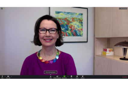 Marieke Blok van De Imagostrateeg biedt Beter in Beeld sessies