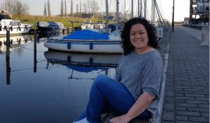 Helena Smit van Eating Habits bedacht een online aleternatief voor haar culinaire reizen