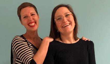 Eigen Beste Baas Glancy van Elst en Kasia Kaminska ondernemen vanuit je zielsmissie