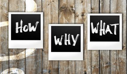 De gouden cirkel: Why How What oftewel Waarom, Hoe en Wat