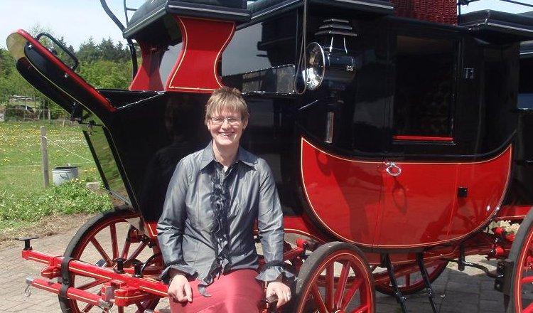 Marijke Timmerman Me and my brand de Mailcoach
