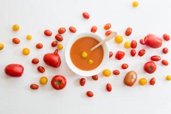 Kromkommer tomatensoep sfeerbeeld LIsanna van Zwol en Chantal Engelen, kromkommer