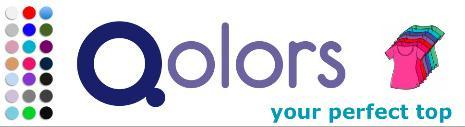 WoW Qolors Shirts in 21 kleuren Marijke Krabbenbos