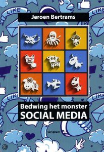 Bedwing het mosnter social meida Jeoren Bertrams Social Media Boeken