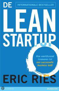 De lean startup van Eric Ries