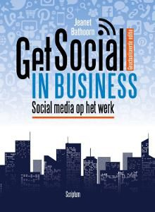 Get social in business Jeanet Bathoorn