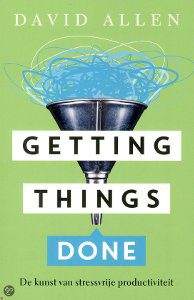 Getting things done David ALlen, timemanagement, lifehacking