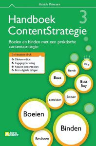 Handboek content strategie, content marketing, marketing, contentmarketing campagne
