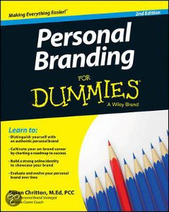 Mrketing, Personal Branding, Personal Branding for Dummies van Susan Chritton