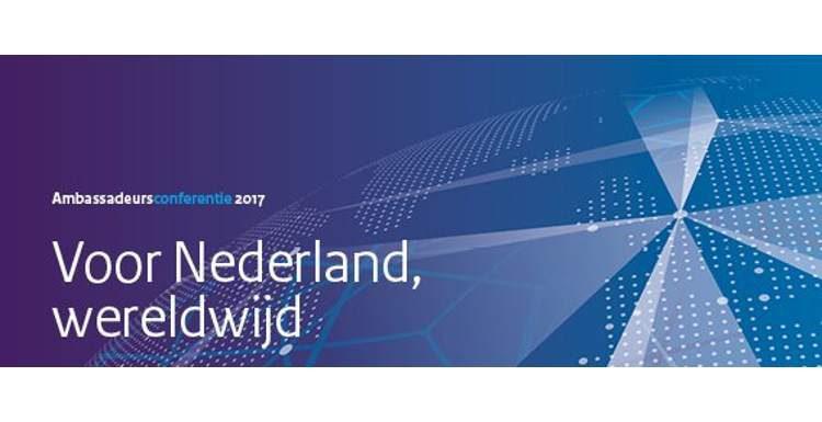 Ambassadeursconferentie 2017, Bedrijvendag, speeddaten met een ambassadeur, Rotterdam, intenrationaal ondernemen, internationale handelsmogelijkheden