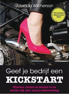 Jolanda Wicherson, Kickstart, zakenvrouw 2015