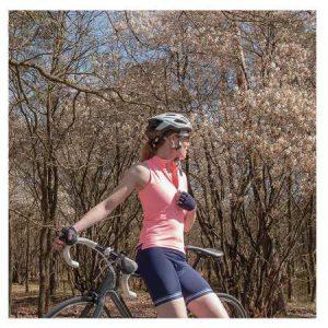 Het eerste jaar van Suzan hauwert en Susy Cyclewear korte fietsbroek