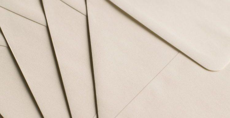 Enveloppen bedrukken, reclameland.nl, marketing, merchandising, huisstijl