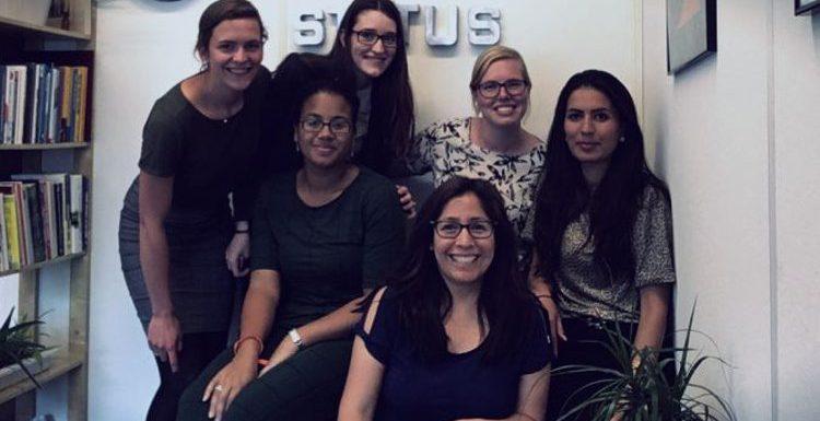 In gesprek met Gloria van Ewijk van Life Impact Company met haar medewerkers