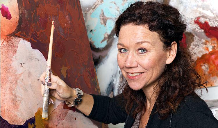 In gesprek emt Susan ruiter Beeldend Kunstenaar