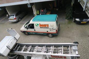 verhuisauto voor de grote dag Toffelinterieuradvies én verhuisadvies, Sharon Kuipers, Watch out World, here she comes