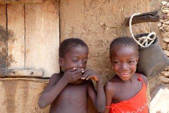 In gesprek met Monique Teggelove van Papillon Reizen Foto Mali kindjes PR Archief