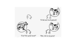 Pauwerpitchen zet de juiste hond in de kop van de ander Joke Norendaal Pauweracademy