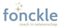 logo Fonckle Suzan van der Vorst Watch out World