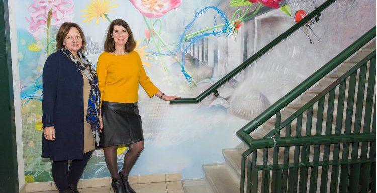 Het eerste jaar van Renee Korbee en Marja Koomen van Art Connectors, vrouwelijk ondernemerschap, samenwerkignsverband, samenwerken