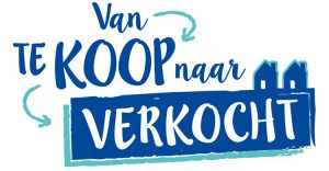 Logo Van te koop naar verkocht van Diane van Beek, Watch out World